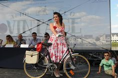 The Bicycle Beauty Pageant