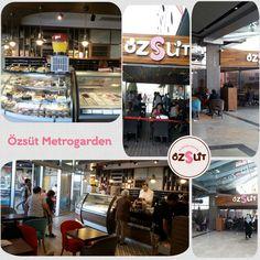 Çekmeköy Metrogarden AVM'de açıldık! Özsüt lezzetleriyle gününüze keyifli bir mola vermek için en kısa sürede sizi de bekliyoruz! #özsüt #ozsut #metrogarden
