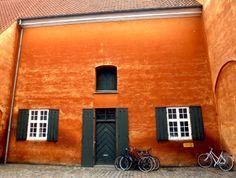 Orange - Copenhagen