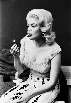 theme60s: 60s-doll http://60s-doll.tumblr.com/post/107491806389/vintagegal-jayne-mansfield-photographed-by