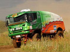 NIEDERGESÄSS Truck Team 9.6 ton Scania 4 x 4.