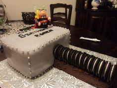 Thor Birthday cake for Ronen
