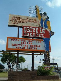 Winchester Drive-in! Loved going there as a kid.  Is this place still open?     Answer: yes it is still open!