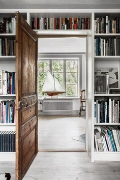 A TYPICAL SWEDISH COUNTRYSIDE HOME (FOR SALE) | THE STYLE FILES