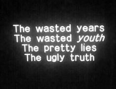 Image about quotes in depresi😞💔 by Andreea on We Heart It The Words, The Ugly Truth, Marina And The Diamonds, Quote Aesthetic, Writing Prompts, Story Prompts, Being Ugly, Decir No, Me Quotes