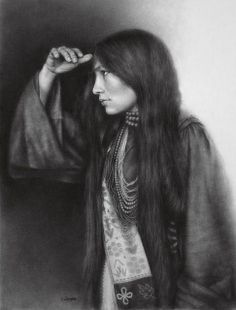 """A strong woman is one who feels deeply and loves fiercely. Her tears flow as abundantly as her laughter. A strong woman is both soft and powerful, she is both practical and spiritual. A strong woman in her essence is a gift to the world."" (Native American Saying)"