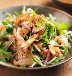 Paleo Keto Recipes, Cooking Recipes, Japanese Side Dish, Asian Recipes, Ethnic Recipes, Greens Recipe, Good Food, Dinner Recipes, Food And Drink