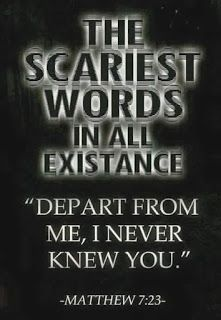The Realistic Observer: The Scariest Words In All Existence