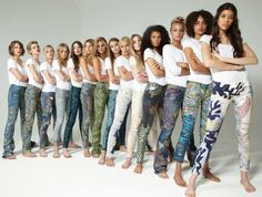 "Jacquard Products proudly sponsors Johny Dar's ""Jeans For Refugees"""