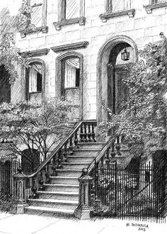 coloring pages brownstone - photo#15
