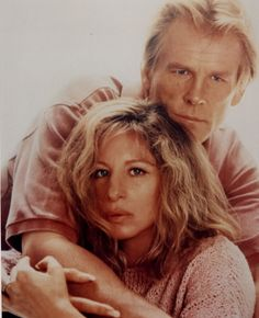"Nick Nolte and Barbra Streisand in ""The Prince of Tides"""