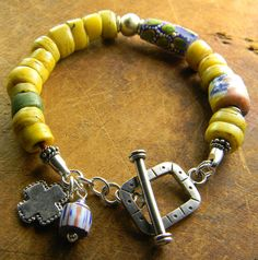 Hebron Bracelet by Gloria Ewing.