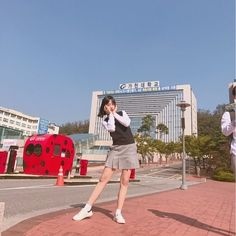 Sopa School, Age Of Youth, Ulzzang Korean Girl, School Looks, School Photography, Korean Girl Fashion, My Girl, Mini Skirts, My Style