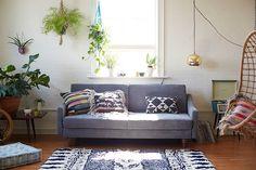 boho in the house - more home decor inspiration at jojotastic.com