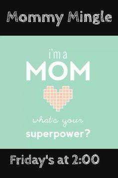 #MommyMingle tomorrow!! #letschat #ittakesavillage #shoplearngrow #community #ilmbabyhttp://www.facebook.com/events/1099219063474400/