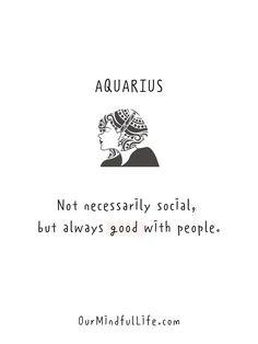 42 Honest and Savage Aquarius Quotes That Aquarians Can Relate