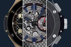 Retrospective: Hublot Celebrates 10 Years Of The Big Bang Watch Richard Mille, Luxury Watch Brands, Patek Philippe, Luxury Watches, 10 Years, Big, Accessories, Fancy Watches