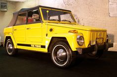 Classic Volkswagen Thing Overview, Test Drive and Full Tour: Visit our website for an in-depth overview, test drive and full tour of the classic VW Thing sports utility vehicle. http://www.ruelspot.com/volkswagen/vw-thing-overview-test-drive-and-full-tour/ #VolkswagenThing #VWThing