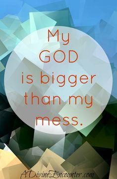 God Still Wins - how God uses sinners (A Divine Encounter)