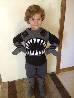 Sharkboy costume