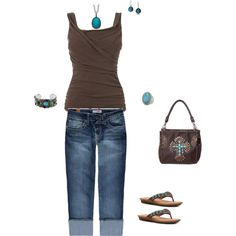 casual, created by brandi-baker-1