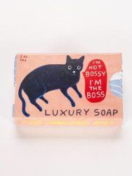 I'm Not Bossy, I'm The Boss Luxury Hand Soap | MyCatIsSpoiled.com