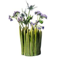normannCOPENHAGEN(ノーマンコペンハーゲン)GrassベースLサイズ【グラス花瓶インテリア雑貨ホームインテリア緑グリーン】