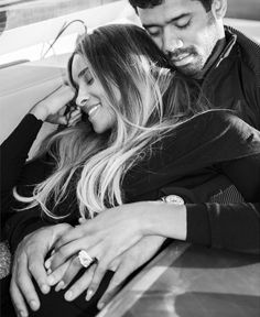 Ciara and Russell Wilson are having a baby!