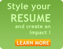 Learn How to build the best resume.