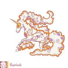 Rapidash - Pokemuertos
