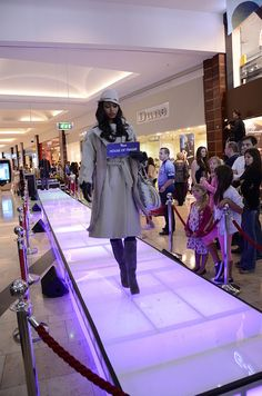Dundrum Fall for Fashion - Helen McAlinden at House of Fraser