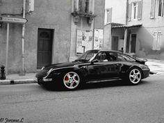 Porsche 993 Turbo Porsche 993, Porsche 911 Models, Black Porsche, Porsche Cars, Shelby Gt, Vintage Porsche, Porsche Design, Sweet Cars, Hot Cars