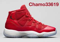 timeless design 59fc1 0b6c2 Nike Air Jordan Retro XI 11 WIN LIKE 96 Gym Red White With Receipt 378037-