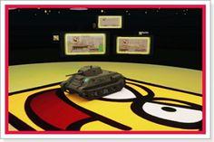 Этот мод для ангара создан специально для любителей «танкомультов» популярного канала на ютубе RanZar.