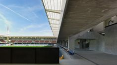 Pasarón Stadium / ACXT Arquitectos
