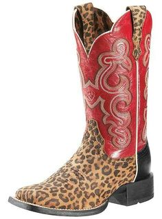 """Ariat Boots 11"""" Quickdraw 10009543 Womens"""