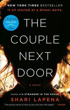 Good Thriller Books, Mystery Thriller, Good Books, Books To Read, Buy Books, Free Books, The Couple Next Door, Believe, Bon Film