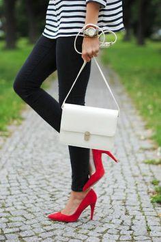 Red | Heels