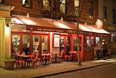Cornelia Street Cafe, New York, New York