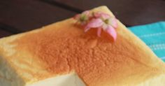 Today bake myself another japanese cotton cheesecake.keep on trying until i get to perfection. Japanese Cotton Cheesecake, Japanese Cheesecake Recipes, Easy Japanese Recipes, Baking Recipes, Dessert Recipes, Desserts, Jiggly Cheesecake, Toffee Bars, Egg Tart