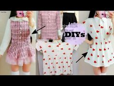 7b8d9c516f 3 DIY Clothes Transformations  How to Resize Transform Your Baggy and Old  Clothes