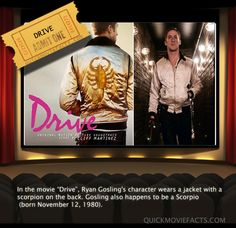 Drive Movie Facts