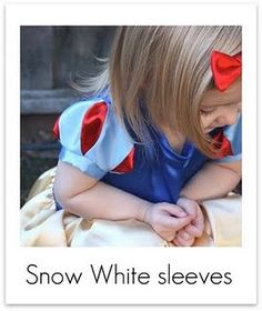 Sherri - you need to hit this website up. How to sew cute little girl costumes.