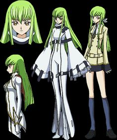CC/C2 from Code Geass