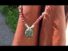 ▶ • DIY Boho Necklace Tutorial • - YouTube
