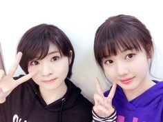 Kaede Kaga & Reina Yokoyama