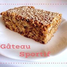 gatosport Healthy Cake, Healthy Protein, Protein Foods, Healthy Snacks, Healthy Recipes, Protein Cake, Sports Food, Cake Creations, Carrot Cake