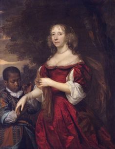 Diary of a Mantua Maker: 1670s Gown