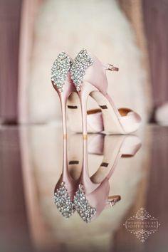 Sapatos Badgley Mischka para deixar qualquer noiva apaixonada | Caso eu case ♥