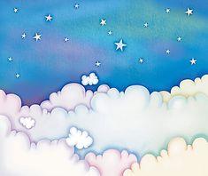 Fondos de nubes infantiles - Imagui